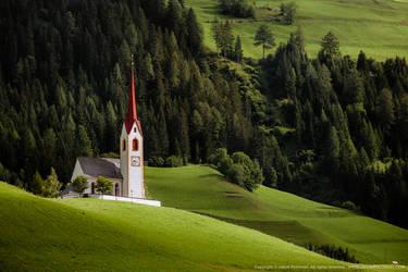 Dolomites by polomski