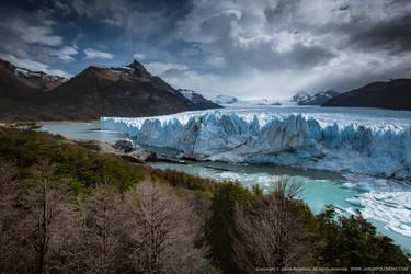 Perito Moreno by polomski