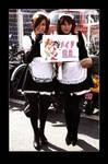 Maids a-waiting