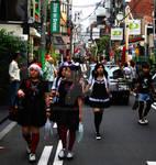 Amerikamura Crowd 07
