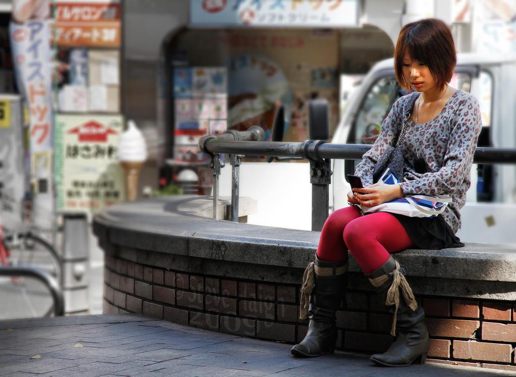 Calling Osaka