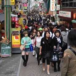 Harajuku Street recrop by stevezpj
