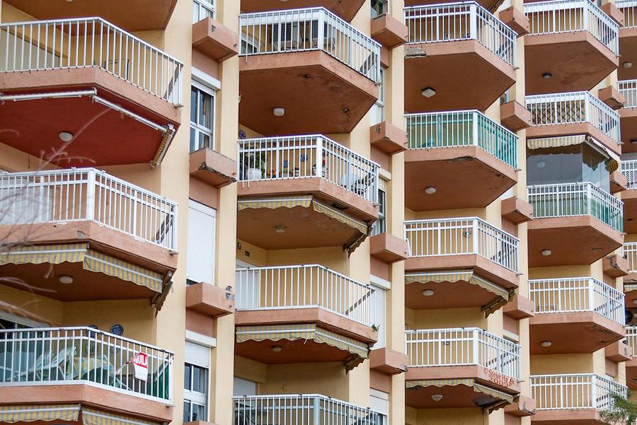 Spanish Balconies by stevezpj