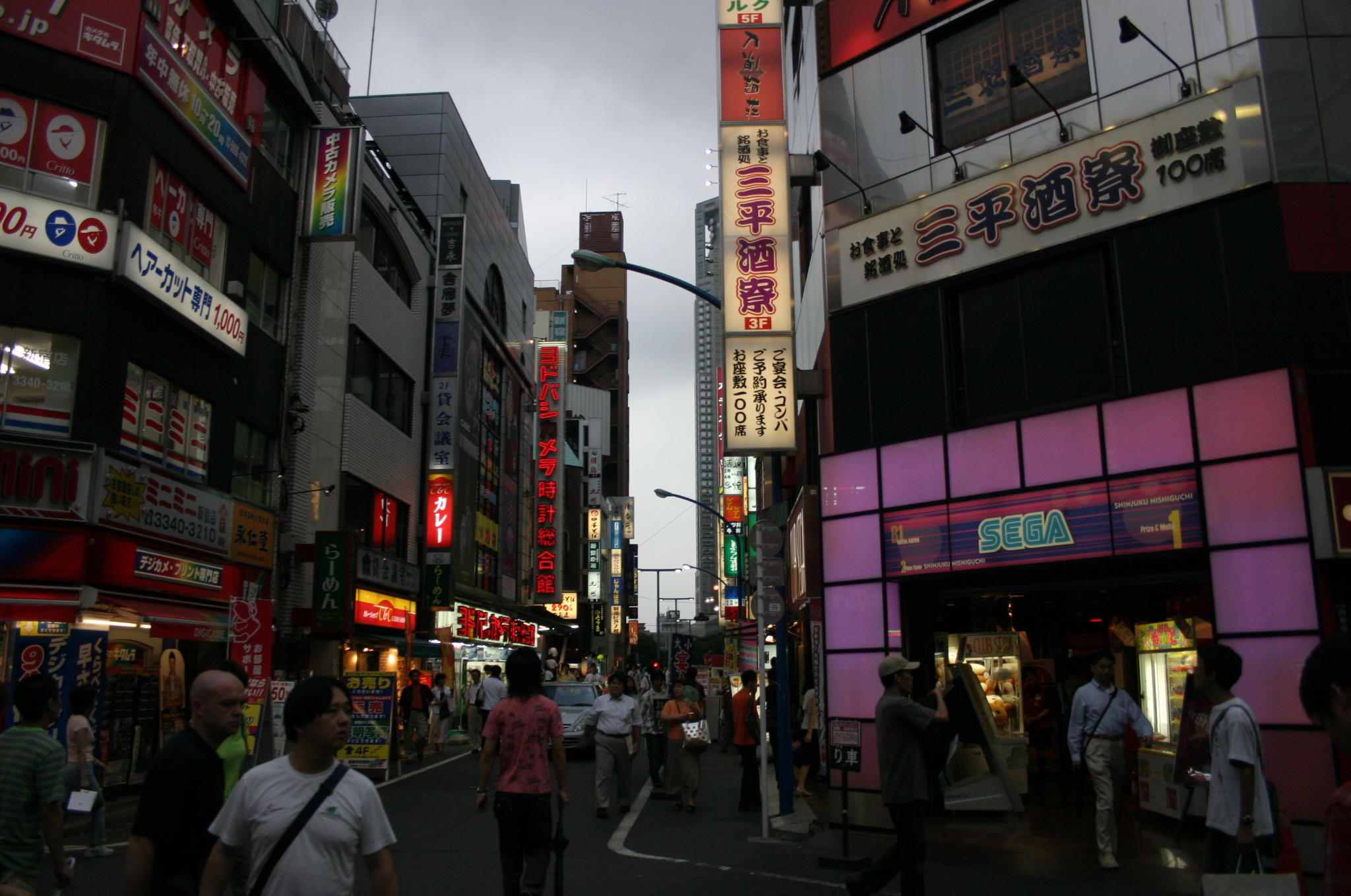 Tokyo by stevezpj