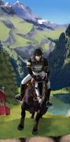 Uphill battle... by Lone-Onyx-Stardust