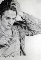 Robert Pattinson by stardust12345