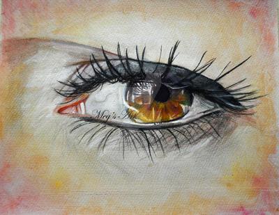 Sister's Eye by stardust12345