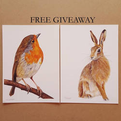 FREE GIVEAWAY!!