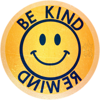 BE KIND, DNIWER