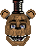 Pixel Withered Freddy (Pay for Use)