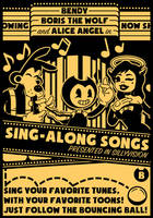 Sing-Along Songs (BaTIM Contest Entry) by Noxious-Croww