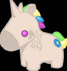 Yumekawa Stanley the Unicorn Design (FNaF) by Noxious-Croww