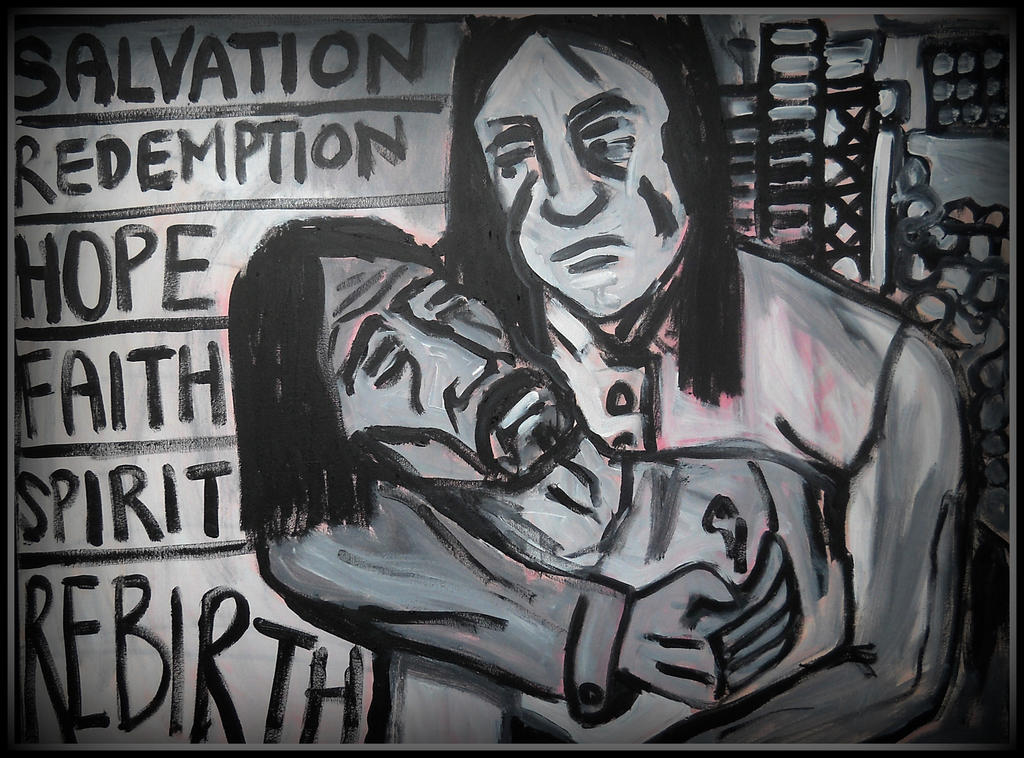 Salvation + Rebirth by JohnAlexandrePipere