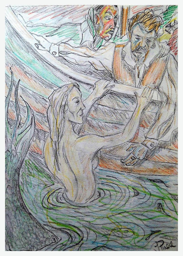 As Sereias by JohnPipere