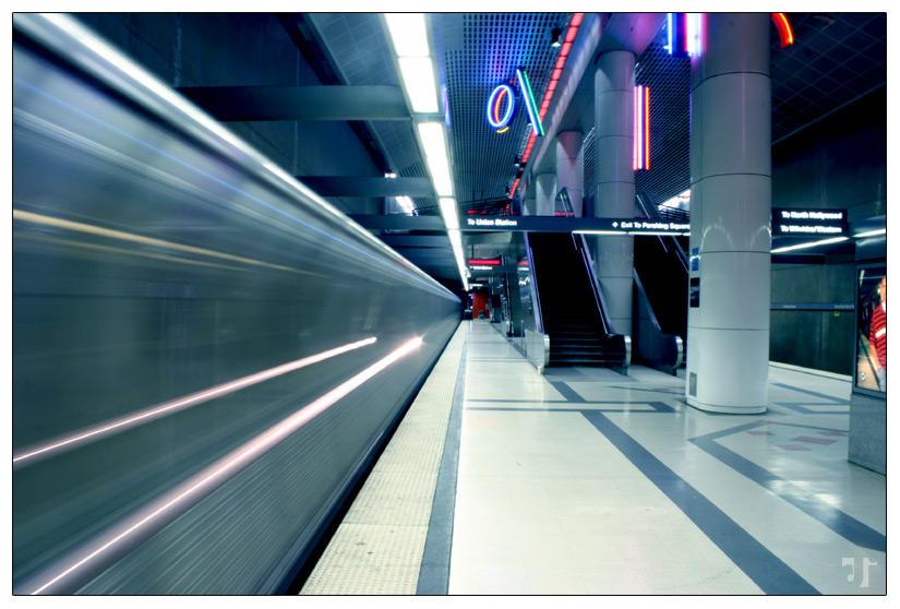 LA Metro by da5id2112