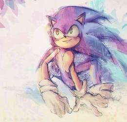 Sonic by panafal