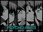 Psycho Pass: Enforce