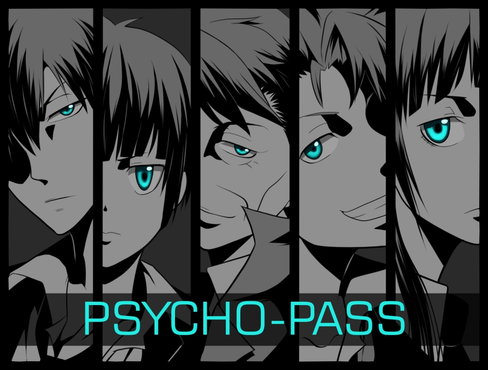 Psycho Pass: Enforce by Knives135