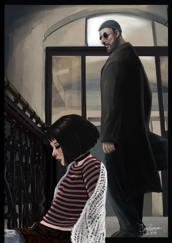 Leon and Mathilda