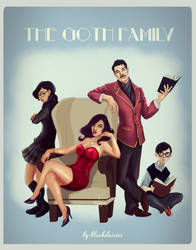 The Goth Family