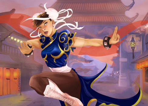 Classic Chun-li