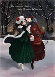 A Christmas Waltz
