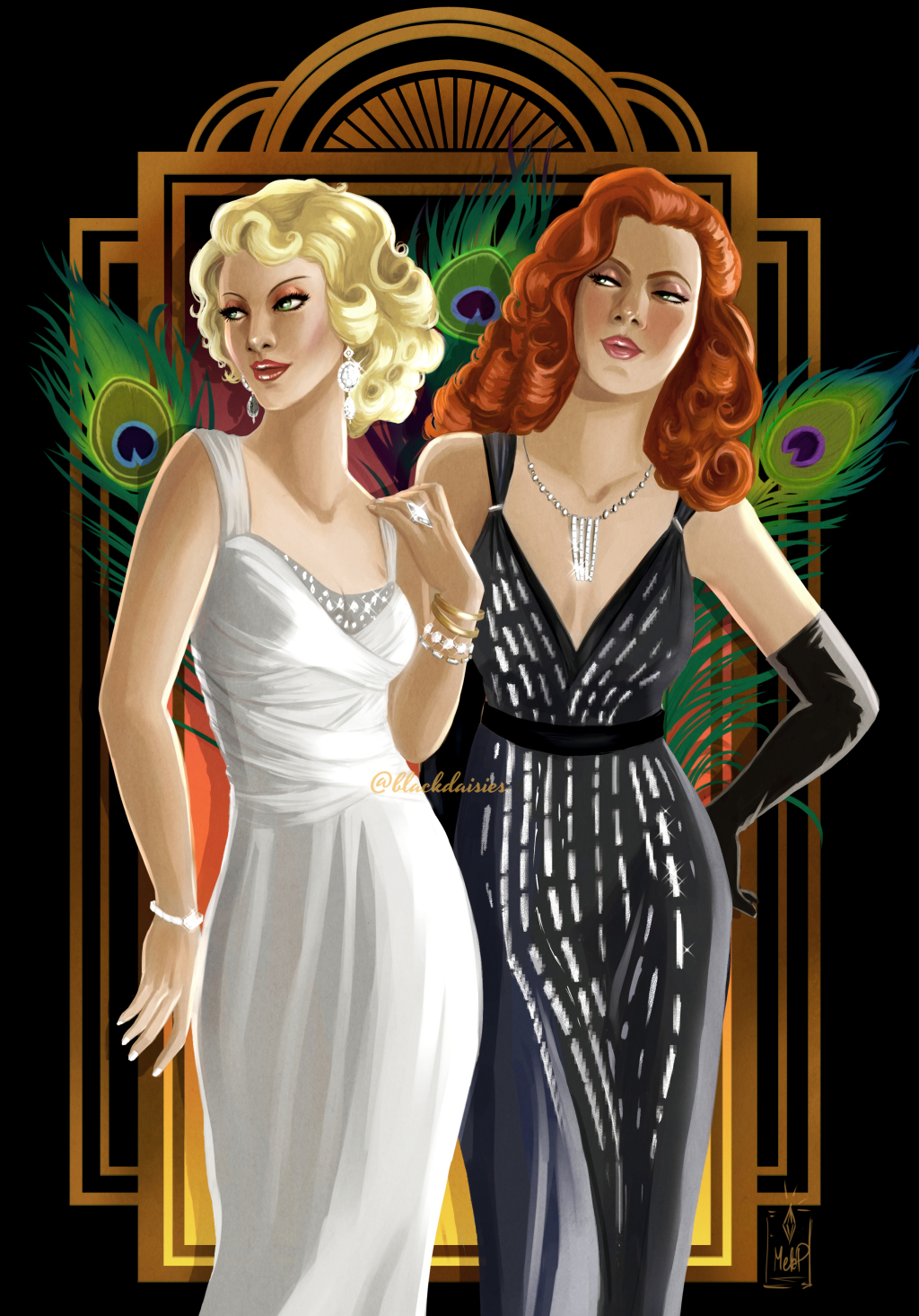 After Dark - The Caliente Sisters