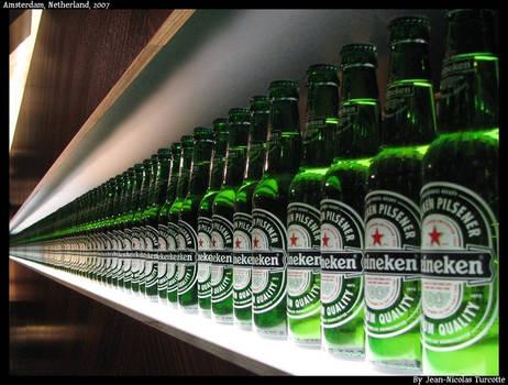 Heineken infinity