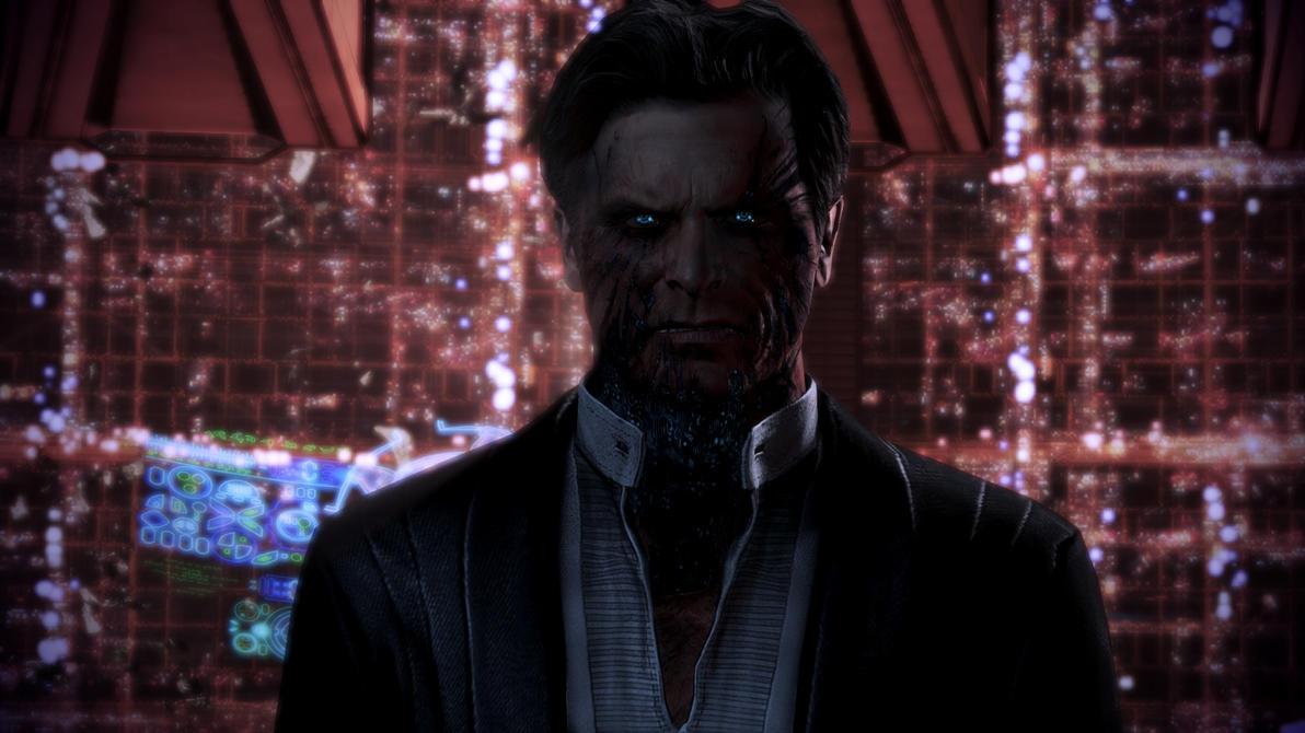 ME3 - The Illusive Man 001 - Devil's Advocate... by ...