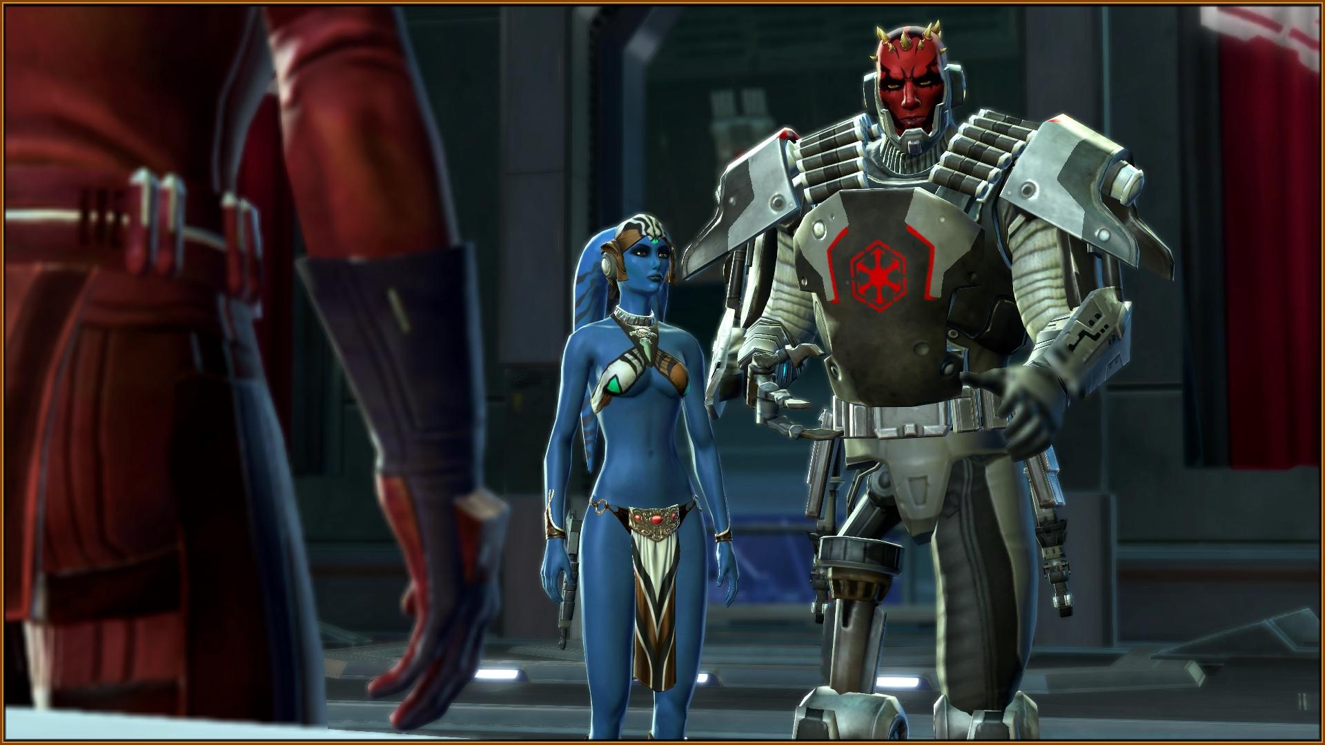 Kondaspeter: Sith Marauder (5) By CorePhantom On