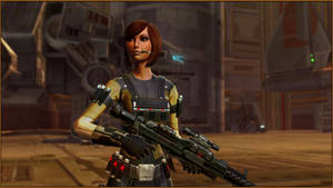 SWTOR - My Heroine Mishra - Imperial Agent (16) by CorePhantom