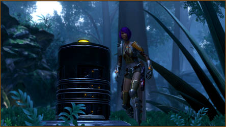 SWTOR - Eda - On Yavin (1) by CorePhantom