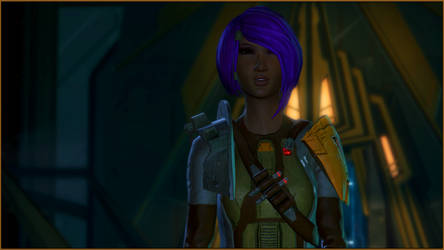 SWTOR - Eda - Heroine (3) by CorePhantom
