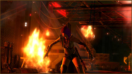 SWTOR - Eda - Taking Fire (3) by CorePhantom