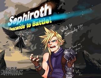 Sephiroth the stalker