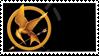 Mockingjay Pin Stamp by fantasy-rainbow