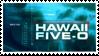 Hawaii Five-0 stamp by fantasy-rainbow