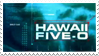 Hawaii Five-0 stamp by fantasy-rainbow