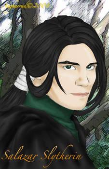 Salazar Slytherin Serpentard