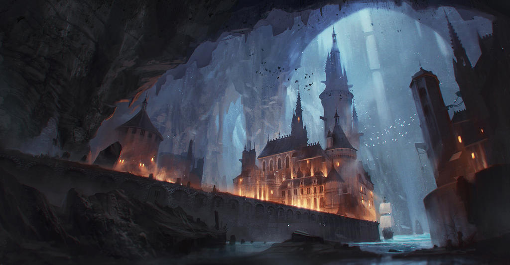 Subterranean City by boc0