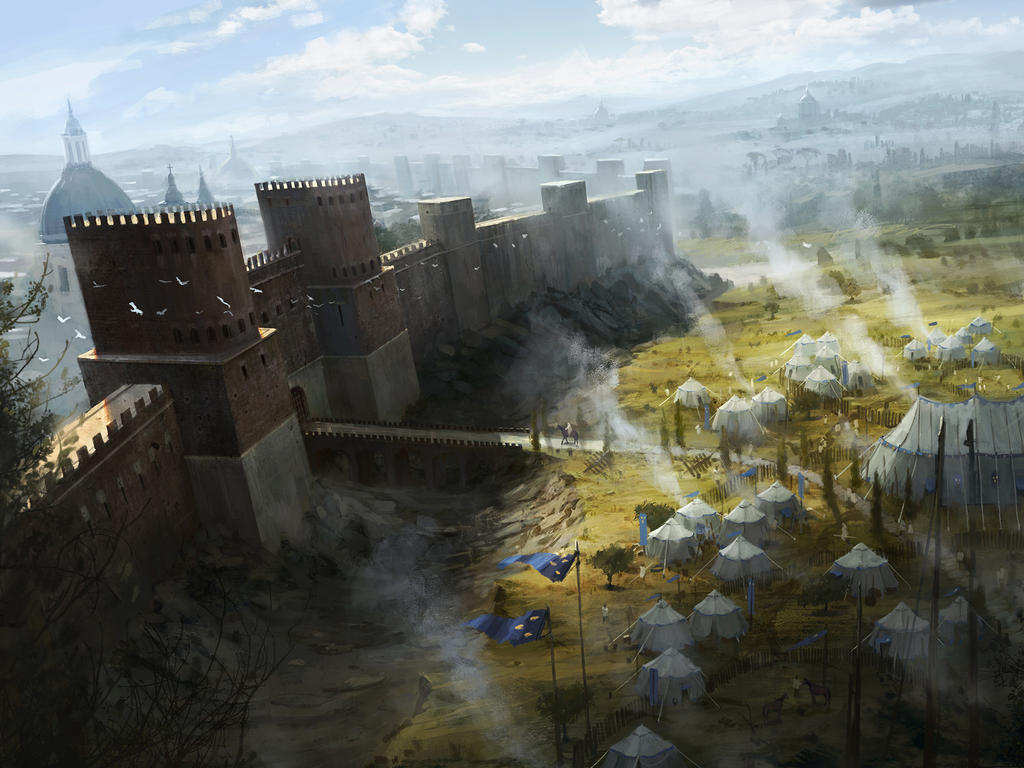 Assassin's Creed: Identity - War of Cambrai by boc0
