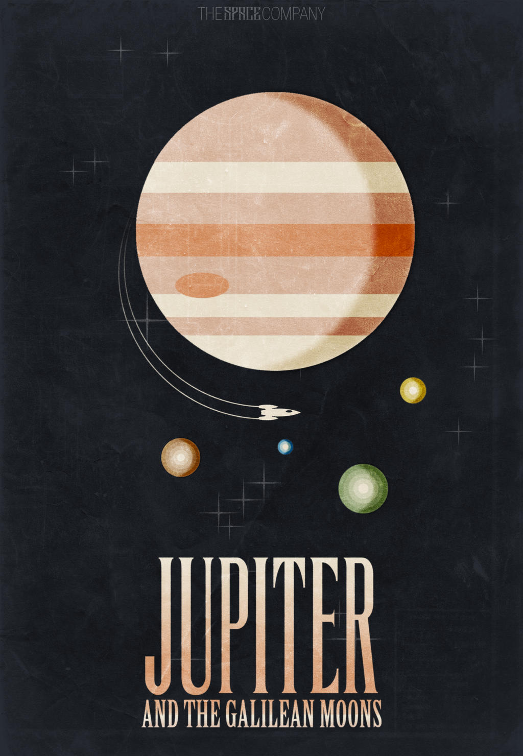The Space Company : Jupiter V.2 by rgperez