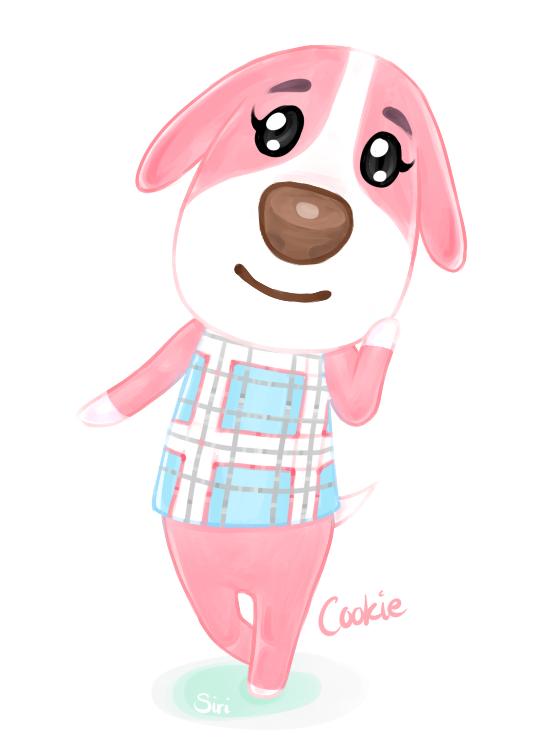 Cookie by Mannylinn