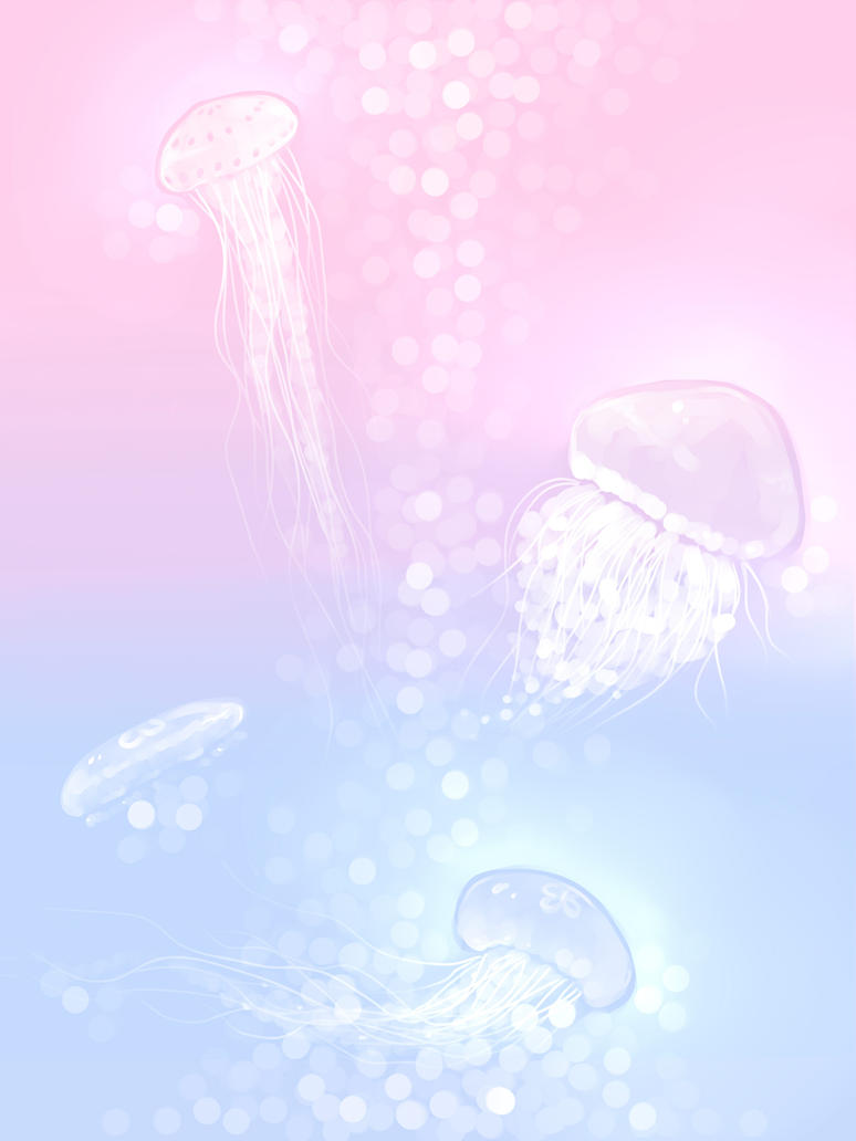 Jellyfish by Mannylinn