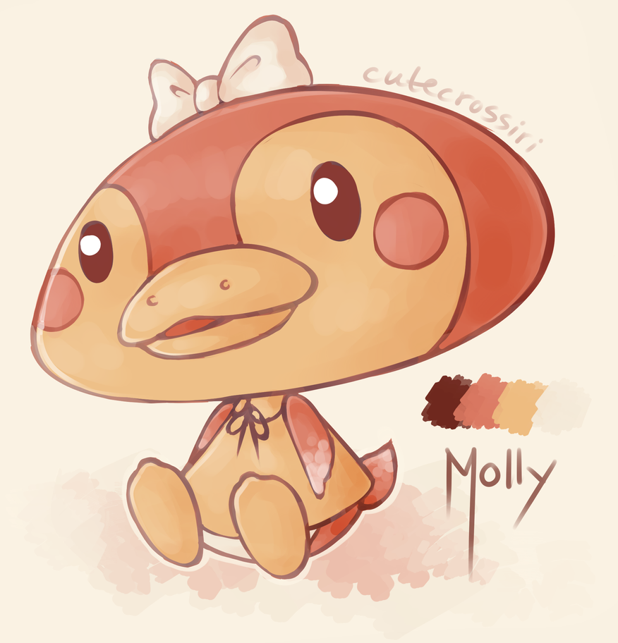 Molly by Mannylinn