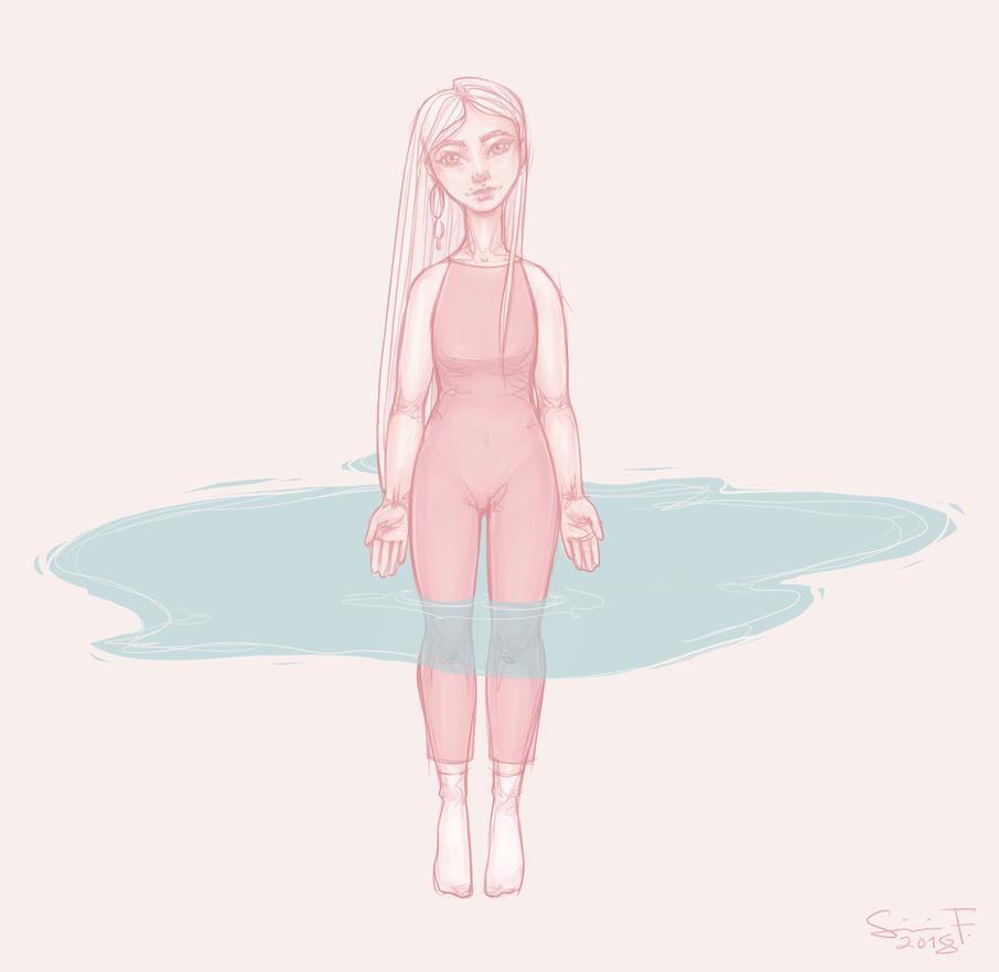 Pond by Mannylinn