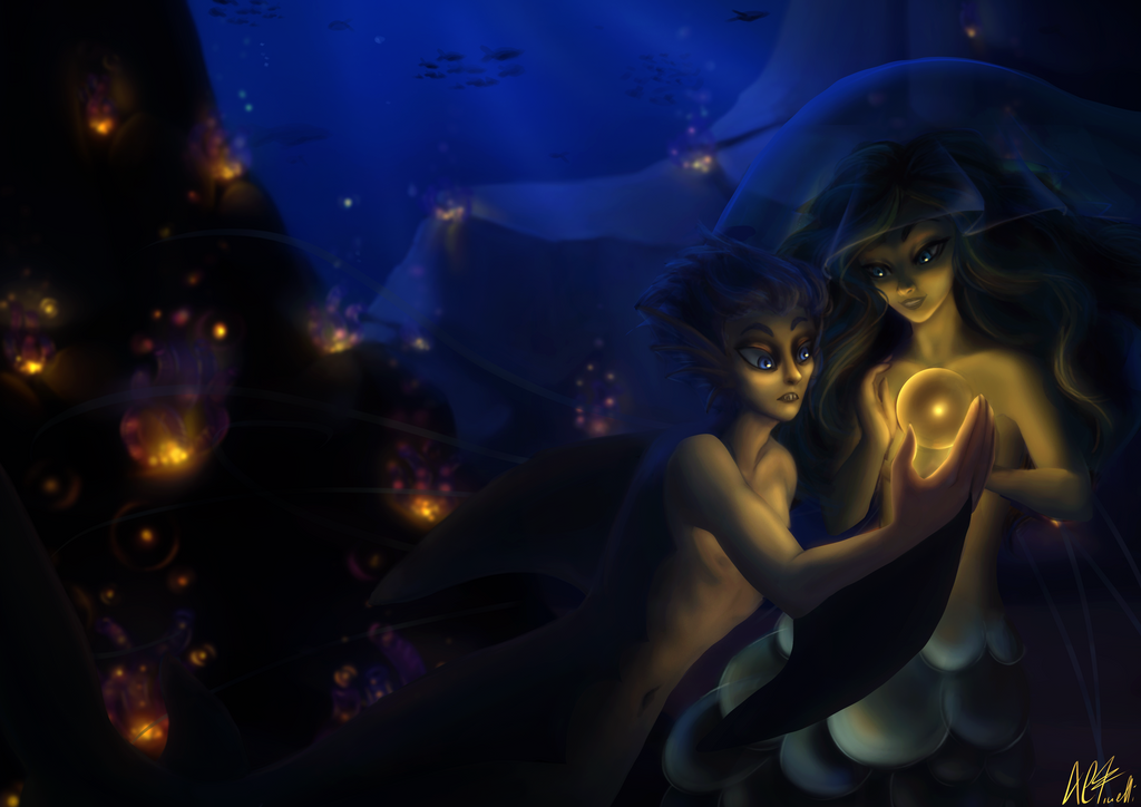 Secrets of the sea floor by TheBaroness07