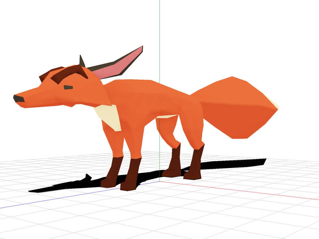[Image: older_low_poly_fox_model_dl_by_artinkers...UDU-KtQPWc]
