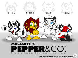 Pepper and Co. - 2008 by MalamiteLtd