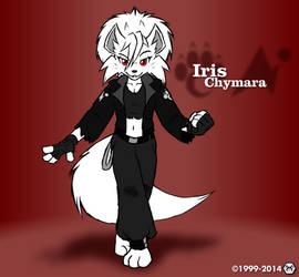 Iris Chymara, 2014 by MalamiteLtd